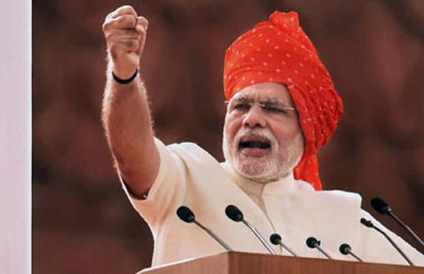 पीएम नरेंद्र मोदी, प्रधानमंत्री नरेंद्र मोदी, लाल किला, स्वतंत्रता दिवस, 69वां स्वतंत्रता दिव, बिजली सप्लाई, electricity supply, PM modi, Pm narendra modi, 69th independence day