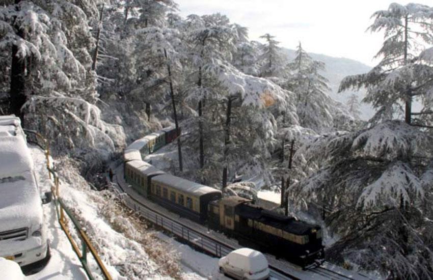 Kalka-Shimla Toy Train Derails, 2 Foreigners Killed