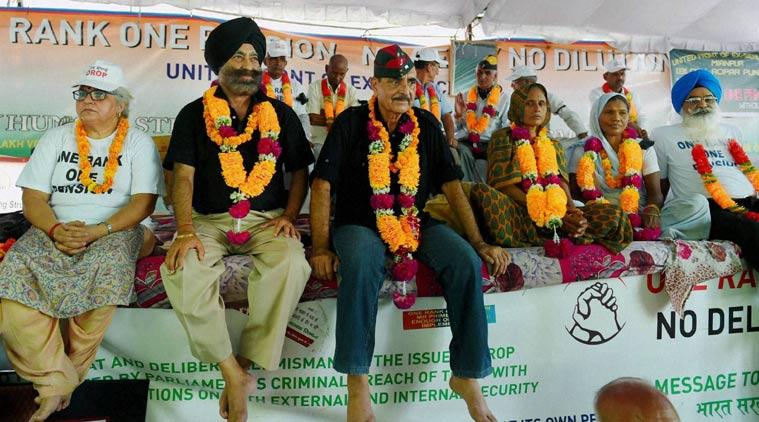 वन रैंक वन पेंशन, पूर्व सैनिक, मोदी सरकार, ओआरओपी, OROP, one rank one pension, narendra modi, army men