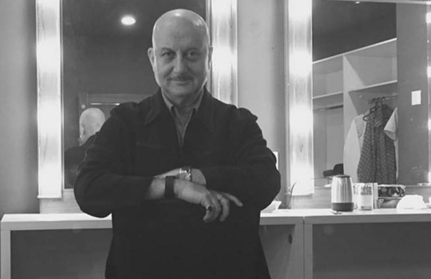 Anupam Kher starts shooting for Dhoni biopic anupam kher, m.s. dhoni: the untold story, ms dhoni, dhoni father pan singh, sushant singh rajput, neeraj pandey, anupam kher dhoni biopic, anupam kher upcoming movies, entertainment news