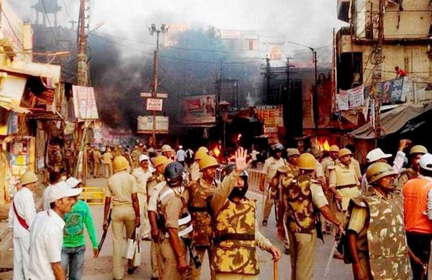 mainpuri, mainpuri violence, cow slaughter, cow slaughter violence, uttar pradesh, uttar pradesh cow slaughter, uttar pradesh mainpuri, dadri, dadri lynching, dadri news, mainpuri news, uttar pradesh news, up news, india news, मैनपुरी, मैनपुरी हिंसा, गौहत्या,, दादरी, दादरी कांड