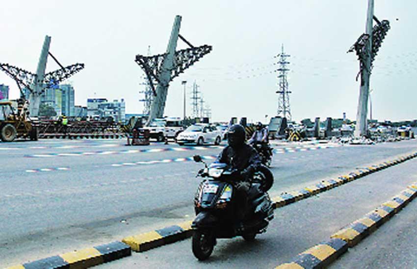 delhi-jaipur expressway, jaipur delhi expressway, millenium city expressway, national highway authority of india