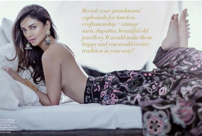Aditi Rao Hydari, Aditi Rao Hyadri Topless, Magazine, Aditi Rao Hydari Photoshoot, Bollywood, Entertainment News, अदिति राव हैदरी, अदिति राव हैदरी टॉपलेस, अदिति राव हैदरी फोटोशूट, बॉलीवुड, बॉलीवुड न्यूज़, मनोरंजन