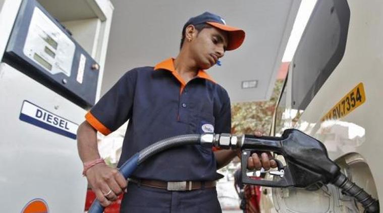 diesel, price, increase, 50 paise, petrol, delhi, डीजल, आईओसी, इंडियन ऑयल कॉपरेशन