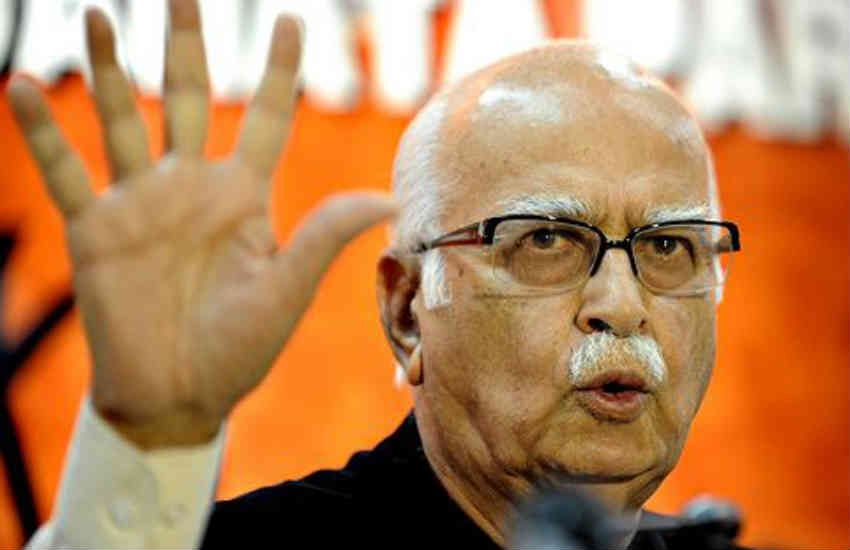 lal krishna advani, freedom of speech, advani on freedom of speech, intolerance, लाल कृष्ण आडवाणी, अभिव्यक्ति की आजादी