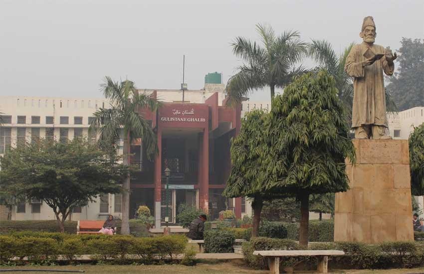 Jamia Millia Islamia University, Jamia Millia Islamia University issue, Jamia Millia Islamia University controversy, Organization Claims, hindu, muslim, Hindu Students, Hindu Students in Jamia, State news