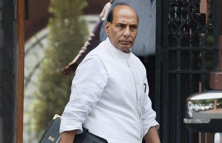 home minister, Rajnath singh, kashmir vally, violation, curfew, controversies, ghulam nabi azad, statement