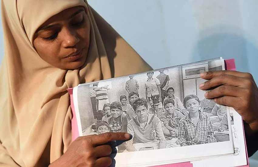 pakistan, Razia Begum, Pakistan Mother, Son in India, Mohammad Ramazan, Geeta, पाकिस्तानी मां, बेटा, भोपाल, भारत