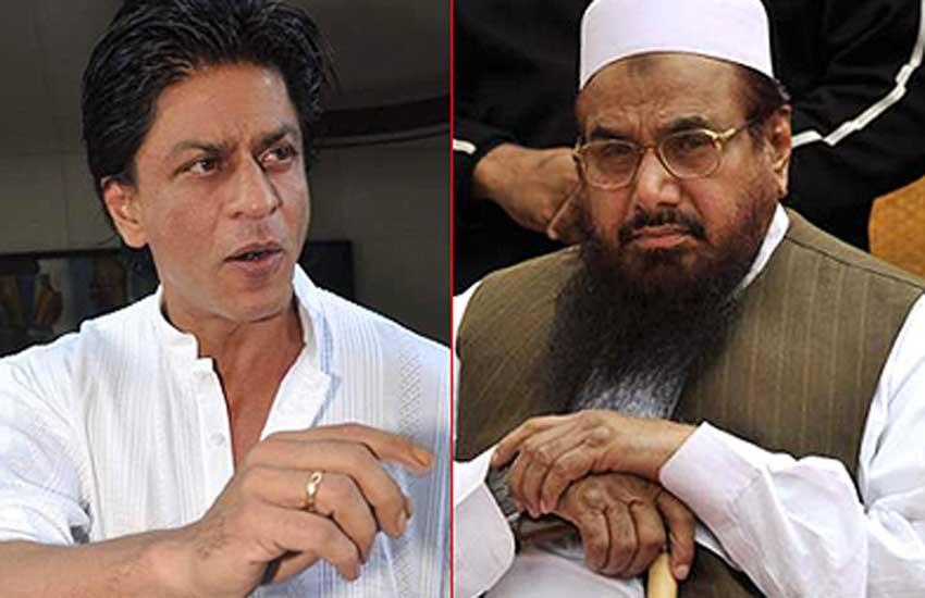 शाहरुख खान, हाफिज सईद, साध्वी प्राची, पाकिस्तान, पाकिस्तानी एजेंट, असहिष्णुता, Shahrukh Khan, Hafiz Saeed, Sadhvi Prachi, Shahrukh Khan Latest news, Shahrukh Khan Pakistani Agent, Pakistan, Intolerance