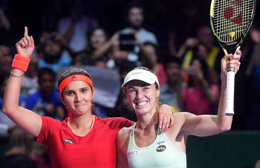 Sania Mirza, Martina Hingis, Sania Hingis, Sydney tennis tournament, Tennis