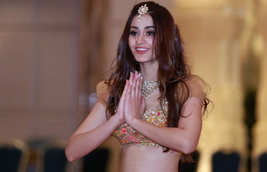 मिस इंडिया अदिति आर्या टॉप 20 में जगह नहीं बना सकीं।