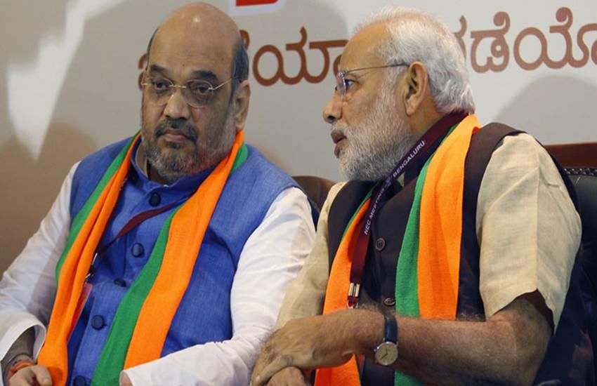 अमित शाह, भाजपा, Amit Shah News, BJP leatest news, Hindi news, latest news in Hindi, Narendra Modi, Kolkata, BJP National Executive meeting, Lal Krishna Adwani, Yashwant Sinha