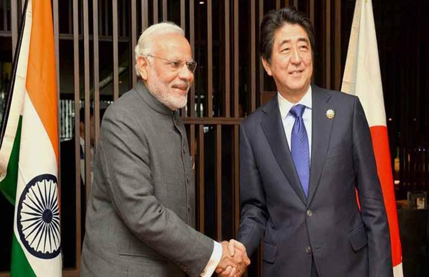Narendra Modi, Shinzo Abe, Narendra Modi Congratulated, Modi Congratulated Japan PM Shinzo Abe, Possible Win, PM Narendra Modi Congratulates, Japan PM Shinzo Abe Win, Shinzo Possible Win, National news, Jansatta