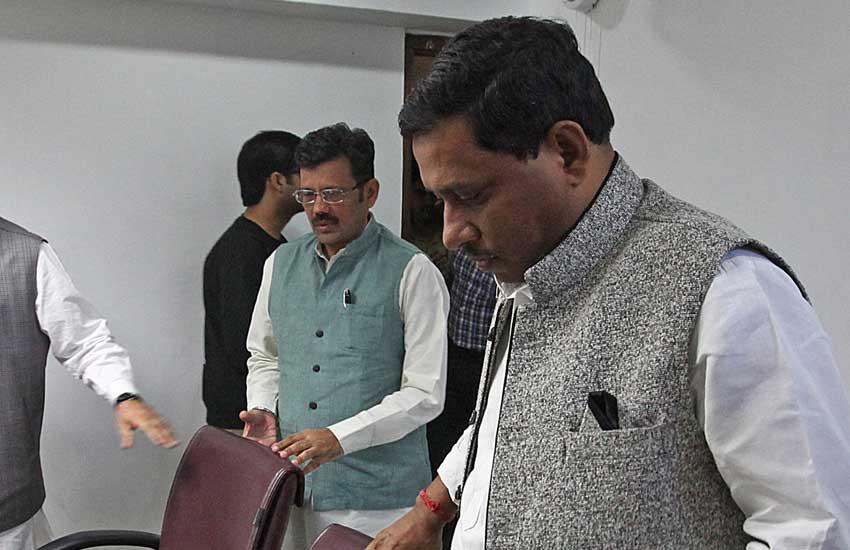Ram Shankar Katheria, Samajwadi Party, Akhilesh Yadav, Sp Govt Clean Chit, Ram Shankar Katheria criminal cases, BJP, Uttar Pradesh