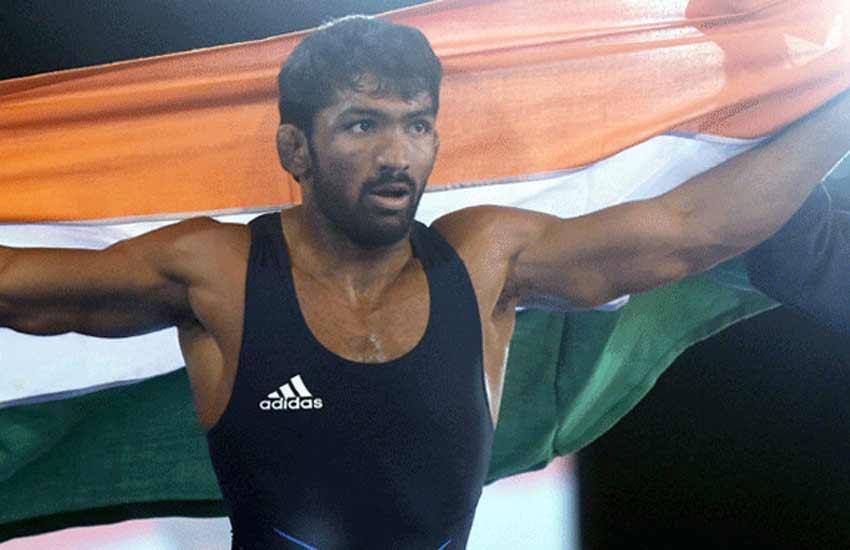 world qualifying tournament, Rio Olympics, Indian Wrestlers, Yogeshwar Dutt