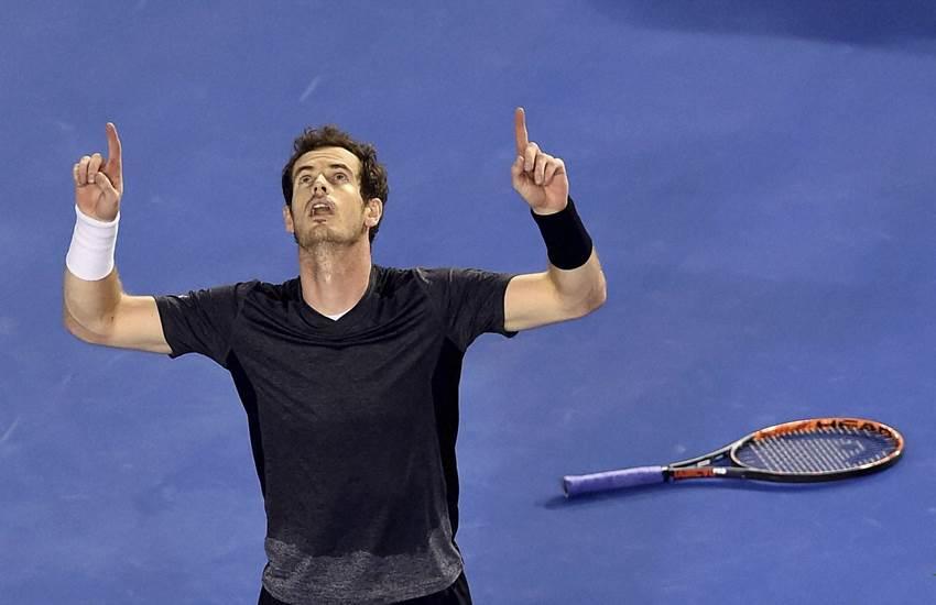 Andy Murray, David Ferrer, Zhang Shuai, Australian Open, Australian Open 2016