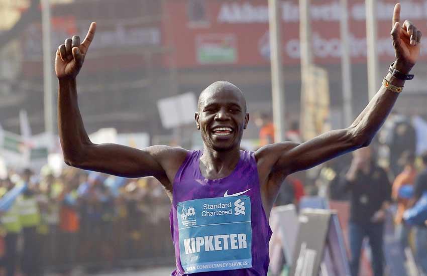 Gideon Kipketer, Mumbai Marathon, Kenya Gideon Kipketer, Gideon Kipketer new record, Mumbai