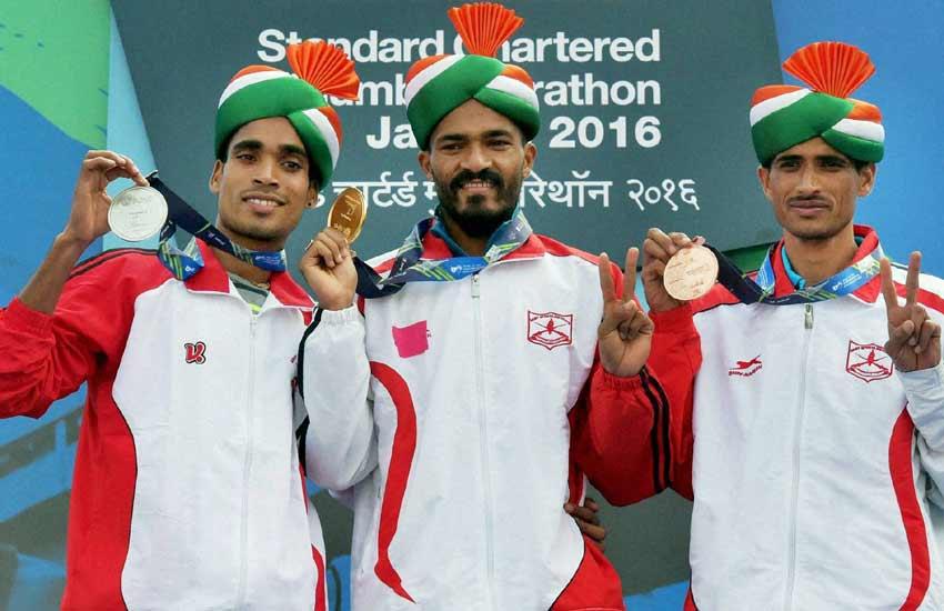 Gopi T, Kheta Ram, Rio Olympics, Mumbai Marathon