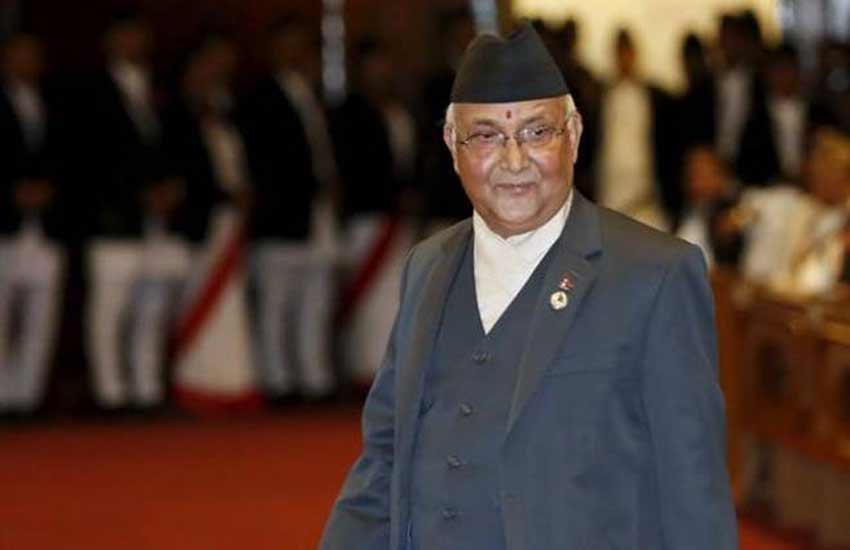 Nepal PM KP Oli to resign today