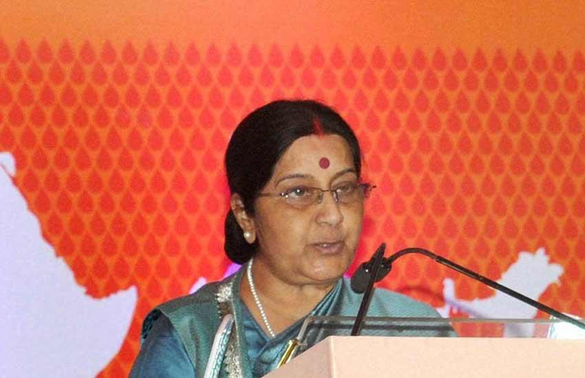 Sushma Swaraj, India Arab League talk, Religion, Terror