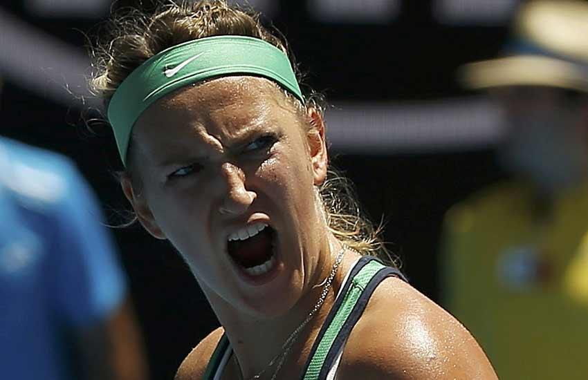 Andy Murray, Victoria Azarenka, Australian Open, Australian Open 2016