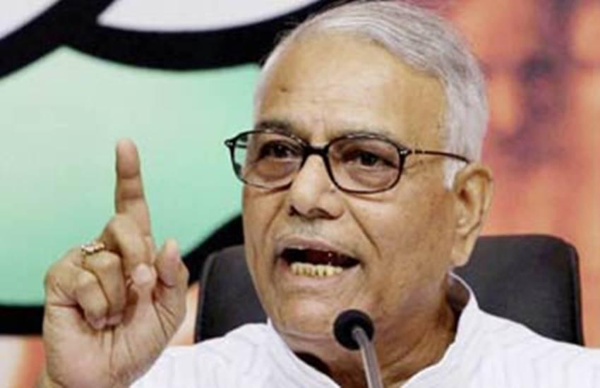 BJP leader Yashwant Sinha, indira Gandhi, congress, PM Modi, BJP Narendra Modi