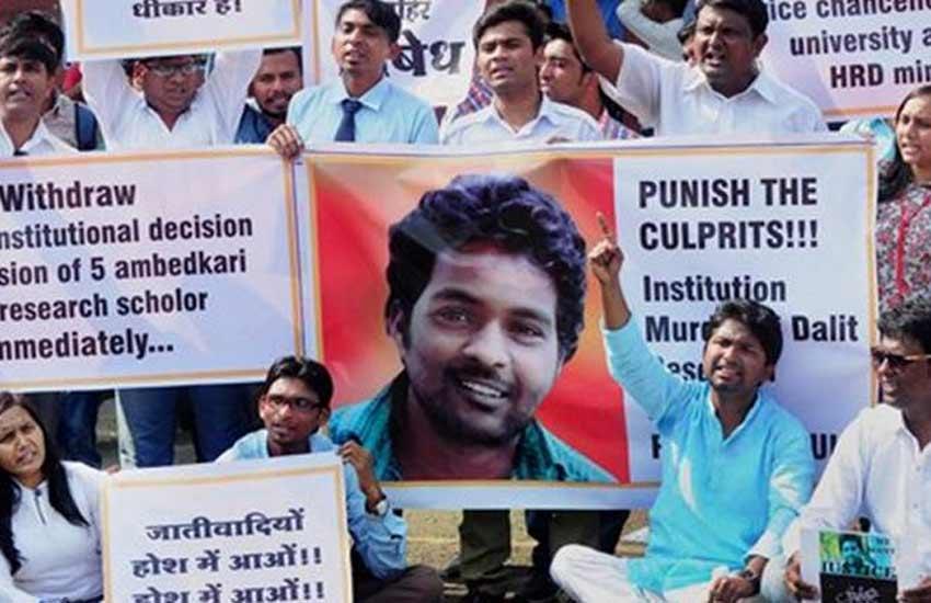 jansatta editorial, Dalit scholar suicide, Rohit Vemula suicide,