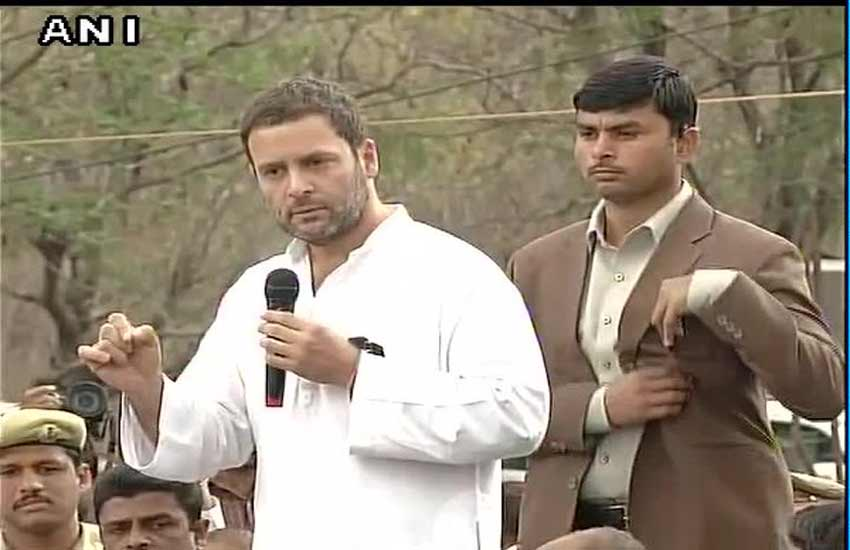 rahul gandhi, university of hyderabad, rohith vemula suicide, BJP,