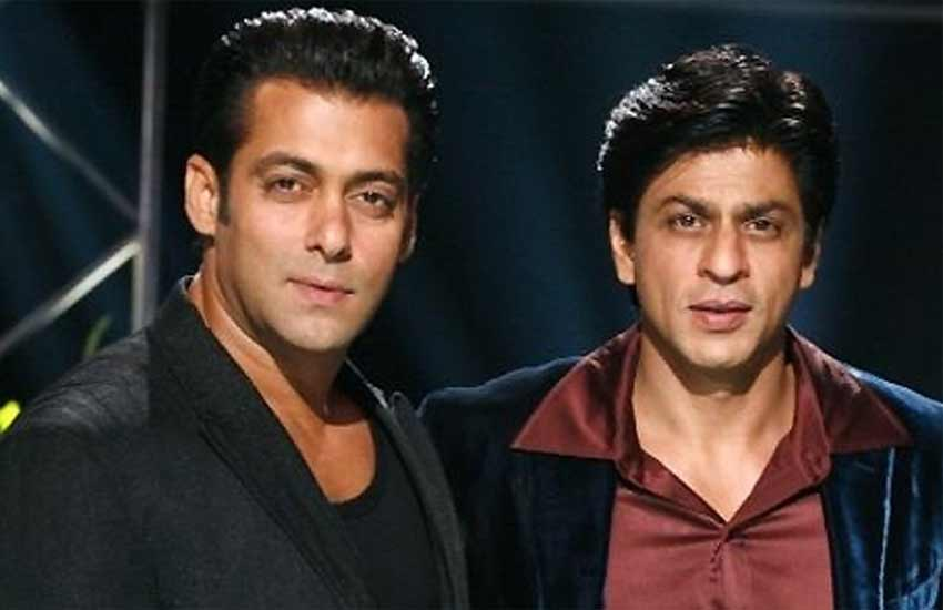 Salman Khan, SRK, Temple, Boot, Shah Rukh Khan, Criminal complaint against Salman Khan and Shah Rukh Khan