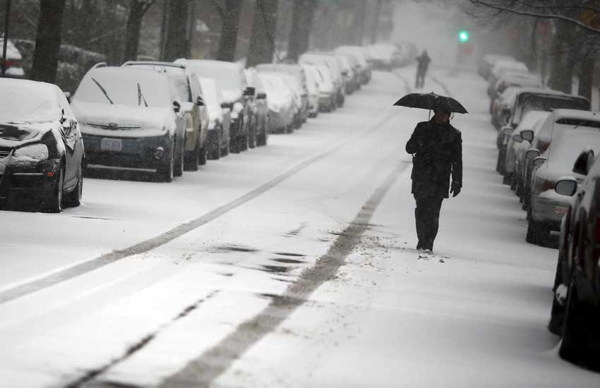 Deadliest blizzard of Decade in America , USA, america, blizzard, washington, blizzard Washington, weather National Weather Service, snow forecast Washington, flights cancelled snow