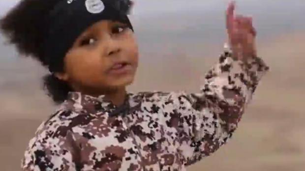 Jihadi Junior, ISIS, ISIS Video, Jihadi John-II, ISIS Execution, Shocking, Isa Dare, 4-Year-Old 'Jihadi in isis, terrorist, child terrosrist