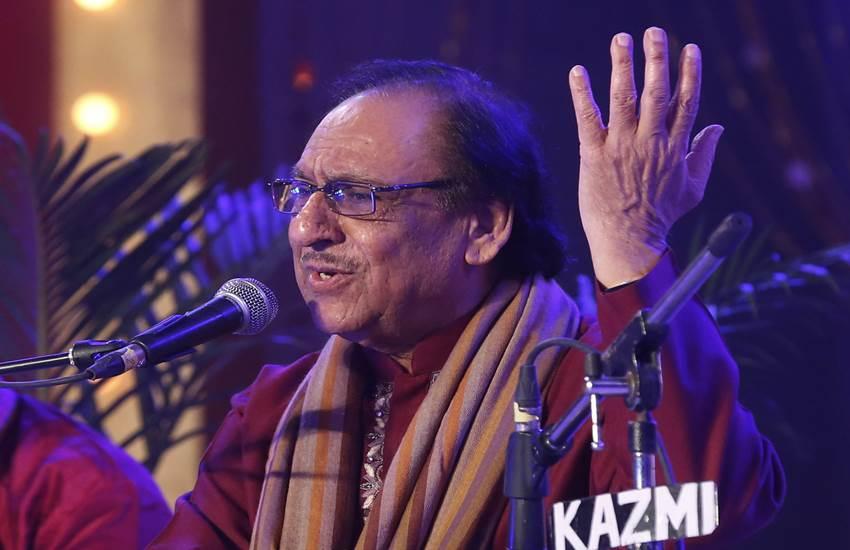 Ghulam Ali, Lucknow Mahotsav,Ghulam Ali in Lucknow, Ghulam Ali Lucknow Mahotsav, Ghulam Ali Concert, Lucknow