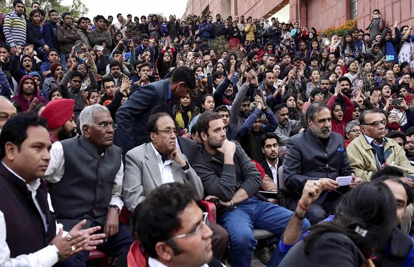 JNU Row, Afzal Guru, Afzal Guru Event JNU, Anti national Slogan, JNU, Delhi Police, Rajnath Singh