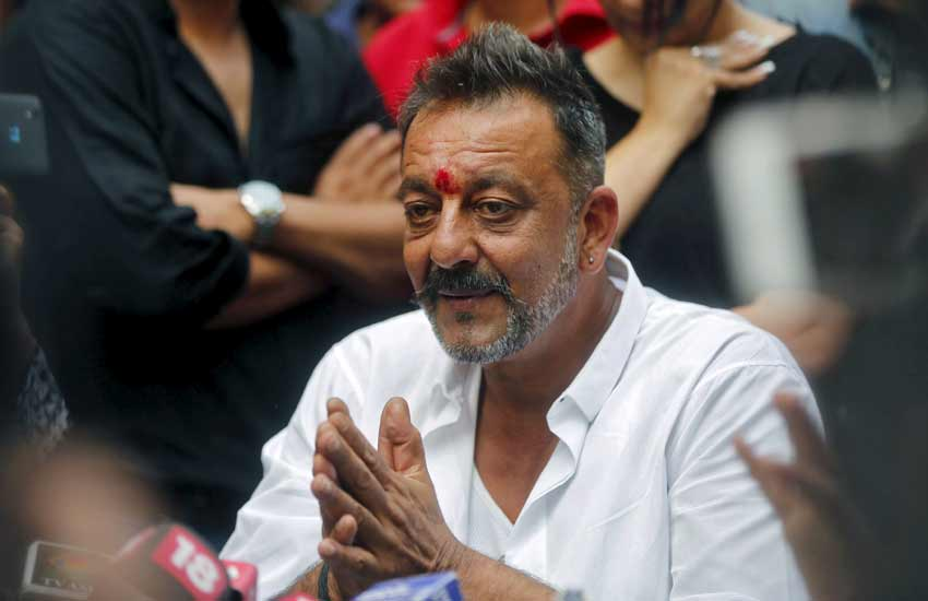 Sanjay Dutt next movie, Sanjay Dutt Upcoming movie, sanjay dutt next movie, bhoomi, sanjay ready for his comeback movie, omung kumar, bollywood news in hindi, entertainment news in hindi