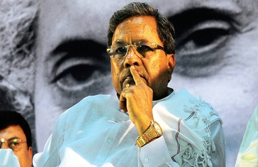 Young Man Throws Chocolate Packet on Karnataka CM, Bengaluru, Bengaluru news, karnataka news, CM Siddaramaiah, bjp, congress,
