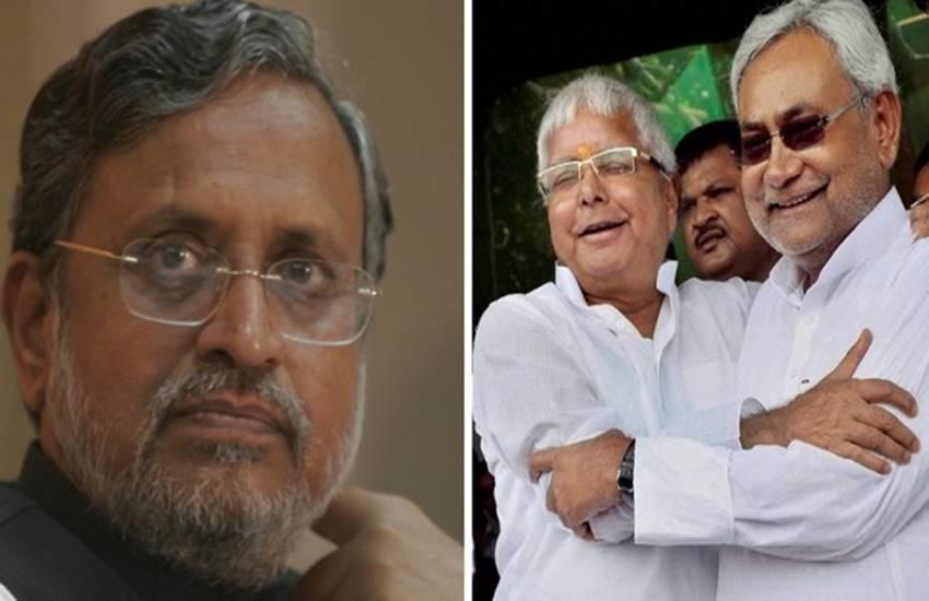 Jungle Raj, Bihar, Lalu Prasad Yadav, Nitish Kumar, Tejaswi Yadav, BJP leaders Vishweshar Ojha