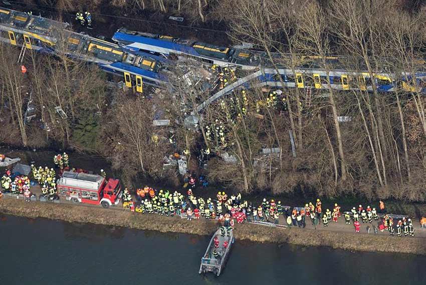 Germany, germany news, train accident, German train crash, train crash in germany,