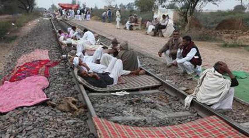 cancel train, cancel train today, cancel train list today, Today's Cancelled Trains, Cancelled Trains today, jat Quota, jat stir, jat reservation, jat stir cancel train, IRCTC, IRCTC Cancel Train, Western Railway, Jat agitation, AHMEDABAD, Mumbai, Northern Railway, Trains cancelled