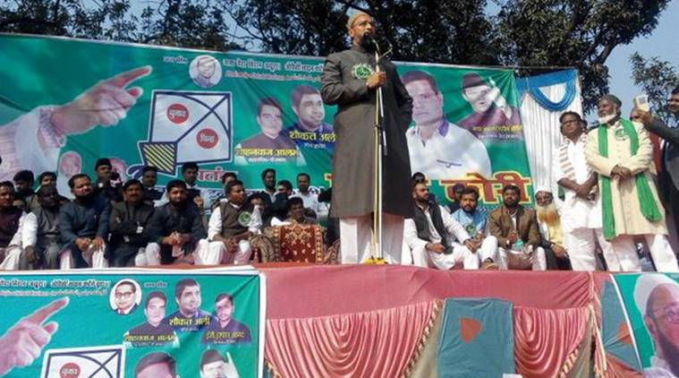 Asaddudin Owaisi, owaisi speech, Owaisi BJP, AIMIM Owaisi, Owaisi SP, Uttar Pradesh bypoll, Owaisi in UP