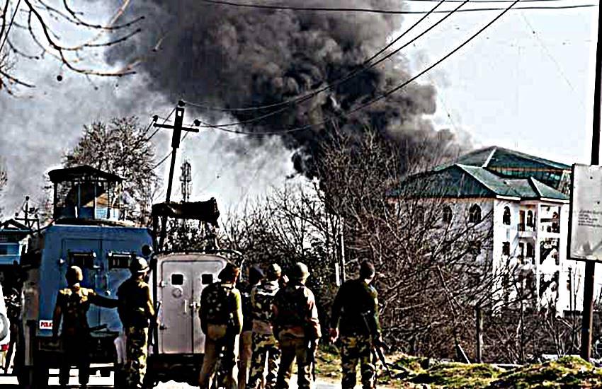 Pampore Attack, Syed Salahuddin, United Jihad Council, Salahuddin Son, Pampore News, Kashmir, Lashkar-e-Taiba