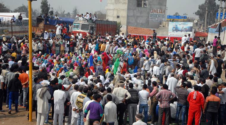 jat agitation in haryana, Jat Agitation Section 144 Rohtak, jat agitation latest news, jat agitation news, jat agitation munak canal