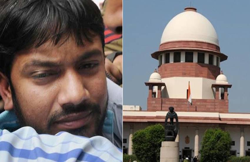"JNU row"",""contempt plea hearing"",""Supreme Court"",""JNUSU Kanhaiya Kumar"",""Umar Khalid"",""Afzal Guru"""