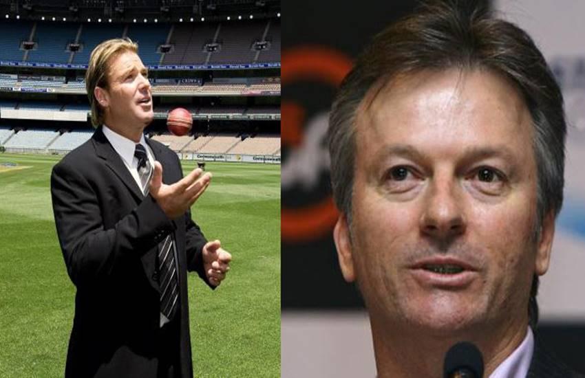 Sports news, Cricket news, Shane warne, Steve waugh, selfish cricketer
