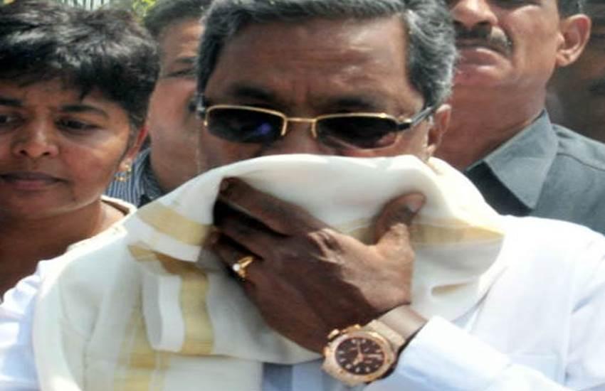 hd kumaraswamy, karnataka, cm, ₹70 lakh, hublot, 70 lakh watch, is, a, 'gift', Janata Dal (S), Karnataka Chief Minister, Siddaramaiah, Rs 70 lakh, कुमार स्वामी, सिद्धारमैया, 70 लाख की घड़ी, कर्नाटक मुख्यमंत्री