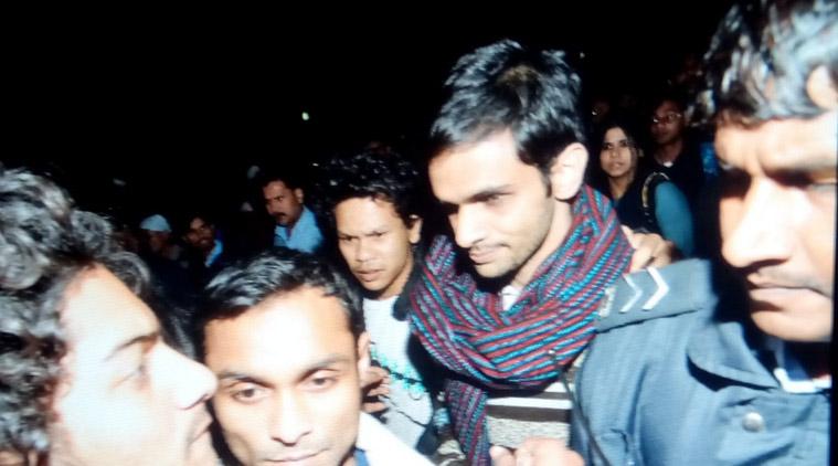 JNU Sedition Case, Ashutosh Kumar, umar khalid, anirban bhattacharya, police custody, JNU, Delhi