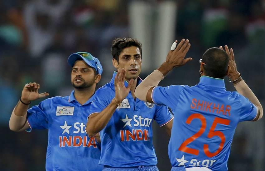 Ashish Nehra, MS Dhoni, Team India, Cricket