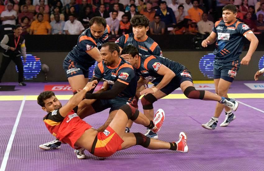 pro kabaddi league, Bengal Warriors, Bengaluru Bulls, pro kabaddi, sports