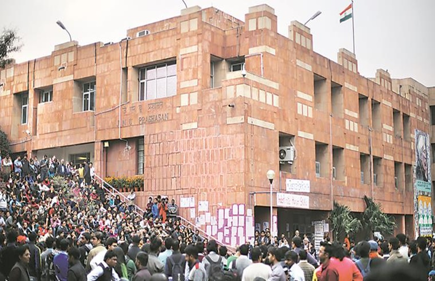 JNU, Jawaharlal Nehru University, JNU row, JNU row report, JNU preliminary report, JNU controversy, JNU controversy, Sedition case, Delhi news, India news