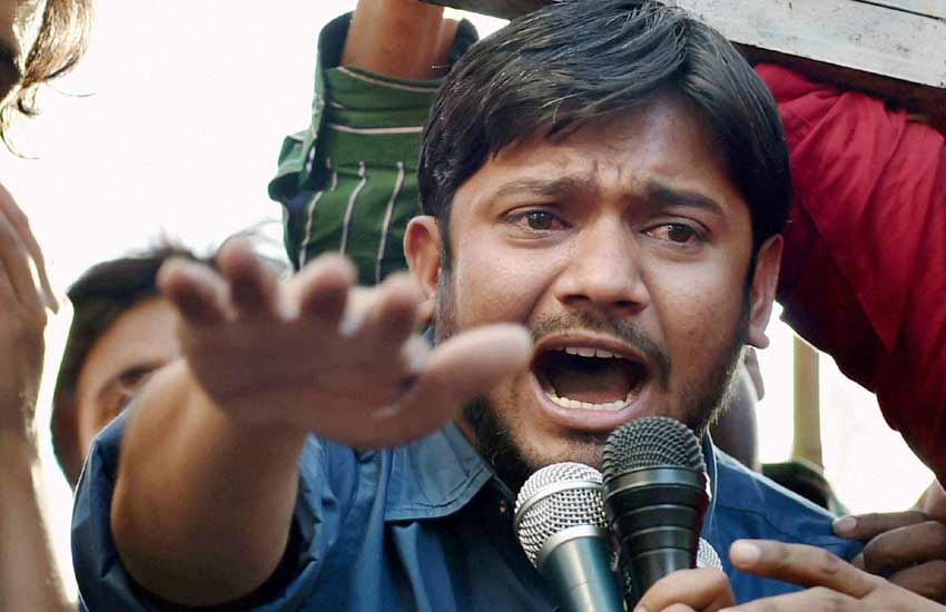 kanhaiya kumar, kanhaiya kumar india today mind rocks, kanhaiya kumar sedition, india news, kanhaiya kumar hooting, kanhaiya booed
