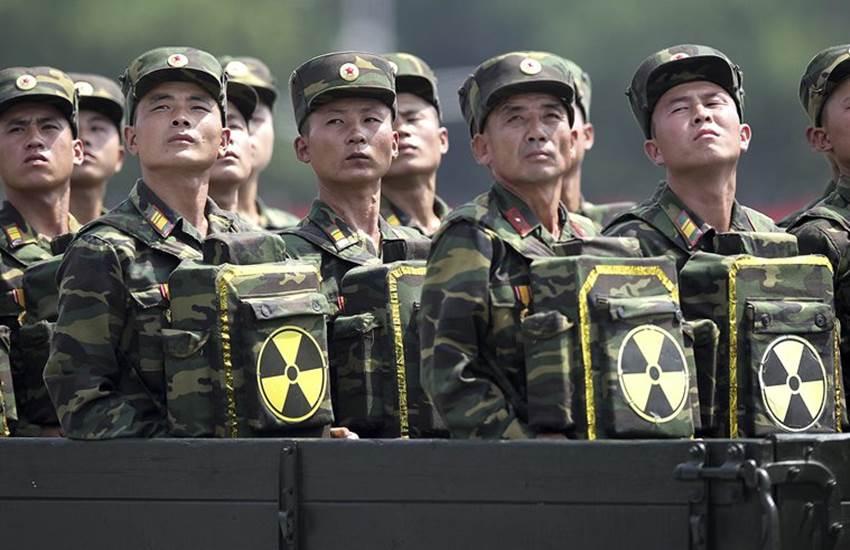 North Korea, Kim Jong Un, Kim Jong Un pics, north korea army, north korea army pics, north korea news, north korea military, Nuclear, nuclear weapons, Army, Military, नॉर्थ कोरिया सेना, नॉर्थ कोरिया हथियार, रॉकेट लॉन्चर